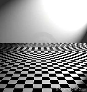 suelo-blanco-y-negro-grande-del-inspector-15463277