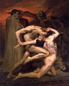 250px-William-Adolphe_Bouguereau_(1825-1905)_-_Dante_And_Virgil_In_Hell_(1850)