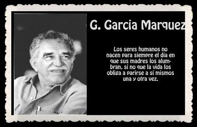 Adios, Gabriel García Márquez (1/2)