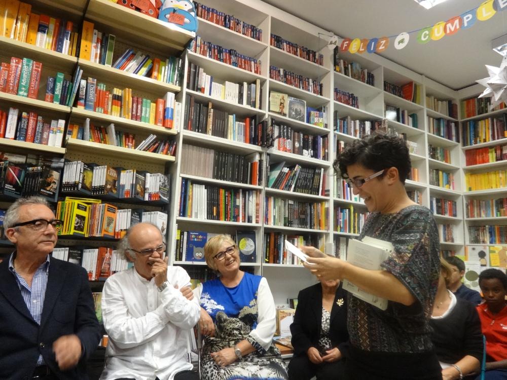 La librería Jarcha cumple 40 años (2/2)