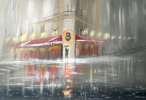 LLuvia sobre la ciudad Rumney