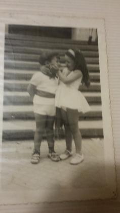 Andrés e Isabel foto de Isabel Montero